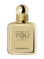 Armani Stronger With You Leather Pour Homme Eau De Parfum 50ML
