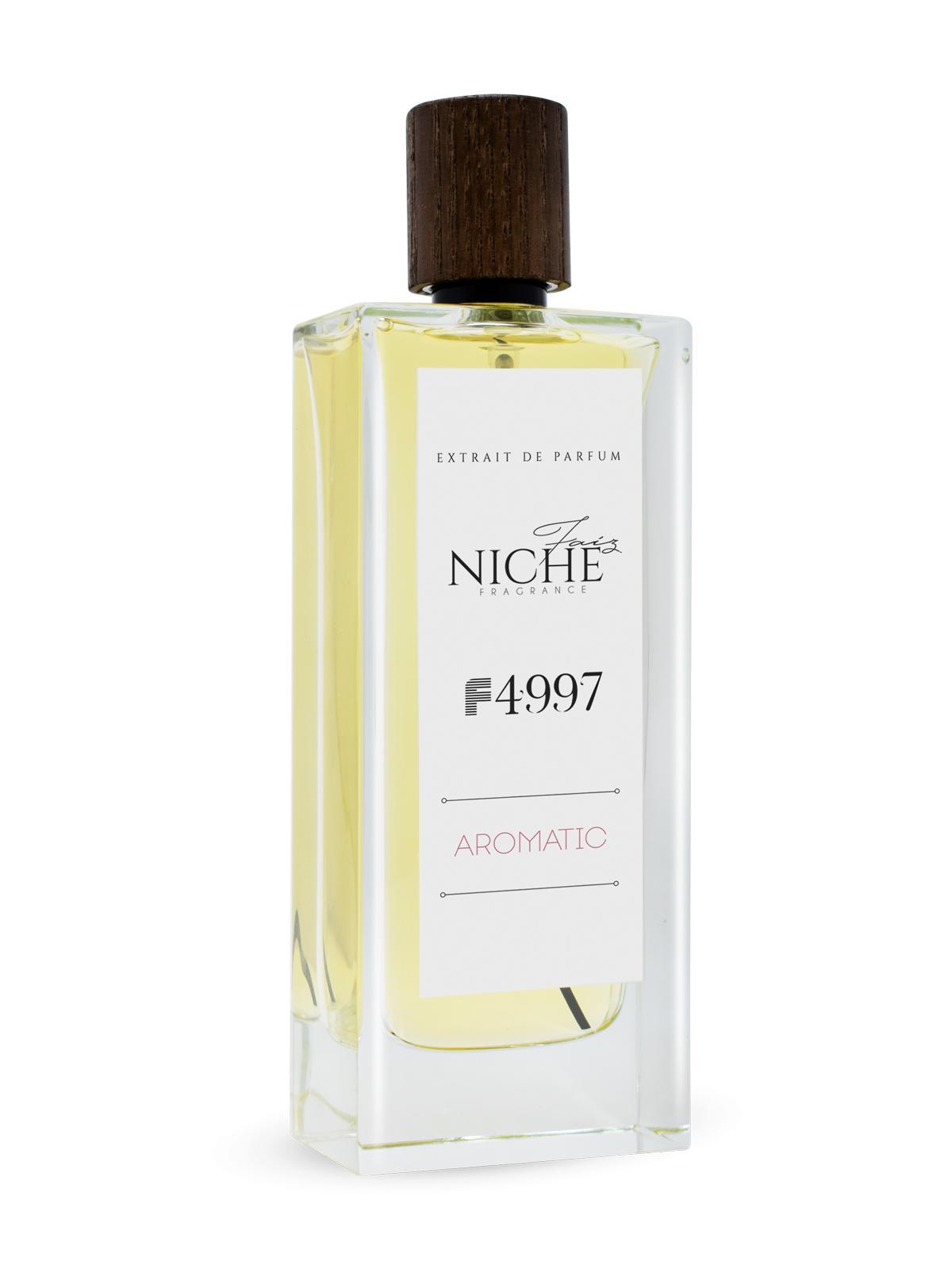 Faiz Niche Collection Aromatic F4997 Extrait De Parfum 80ML