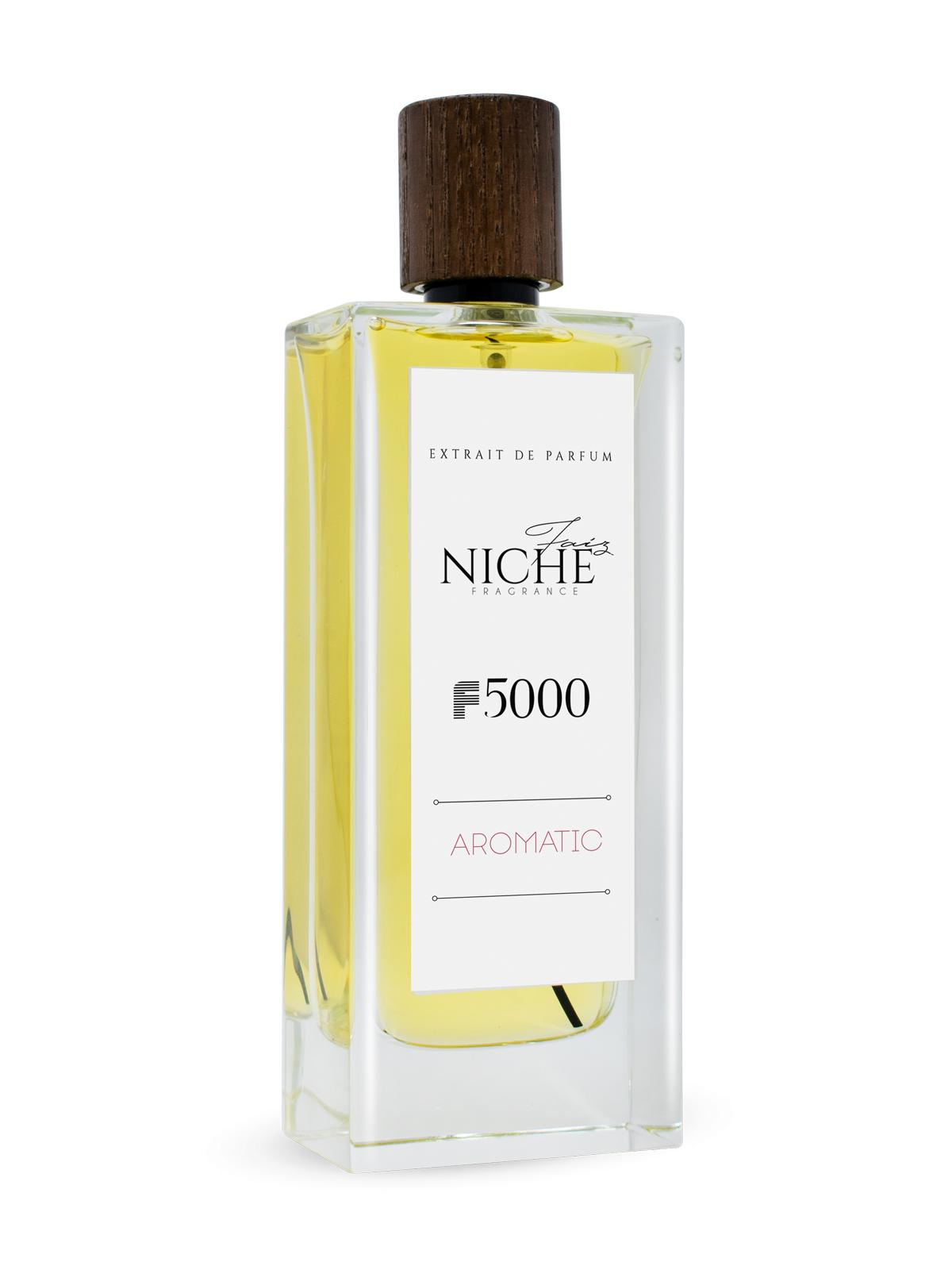 Faiz Niche Collection Aromatic F5000 Extrait De Parfum 80ML