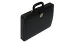 Laveri Leather Briefcase Handbag Messenger Business Bags for Men