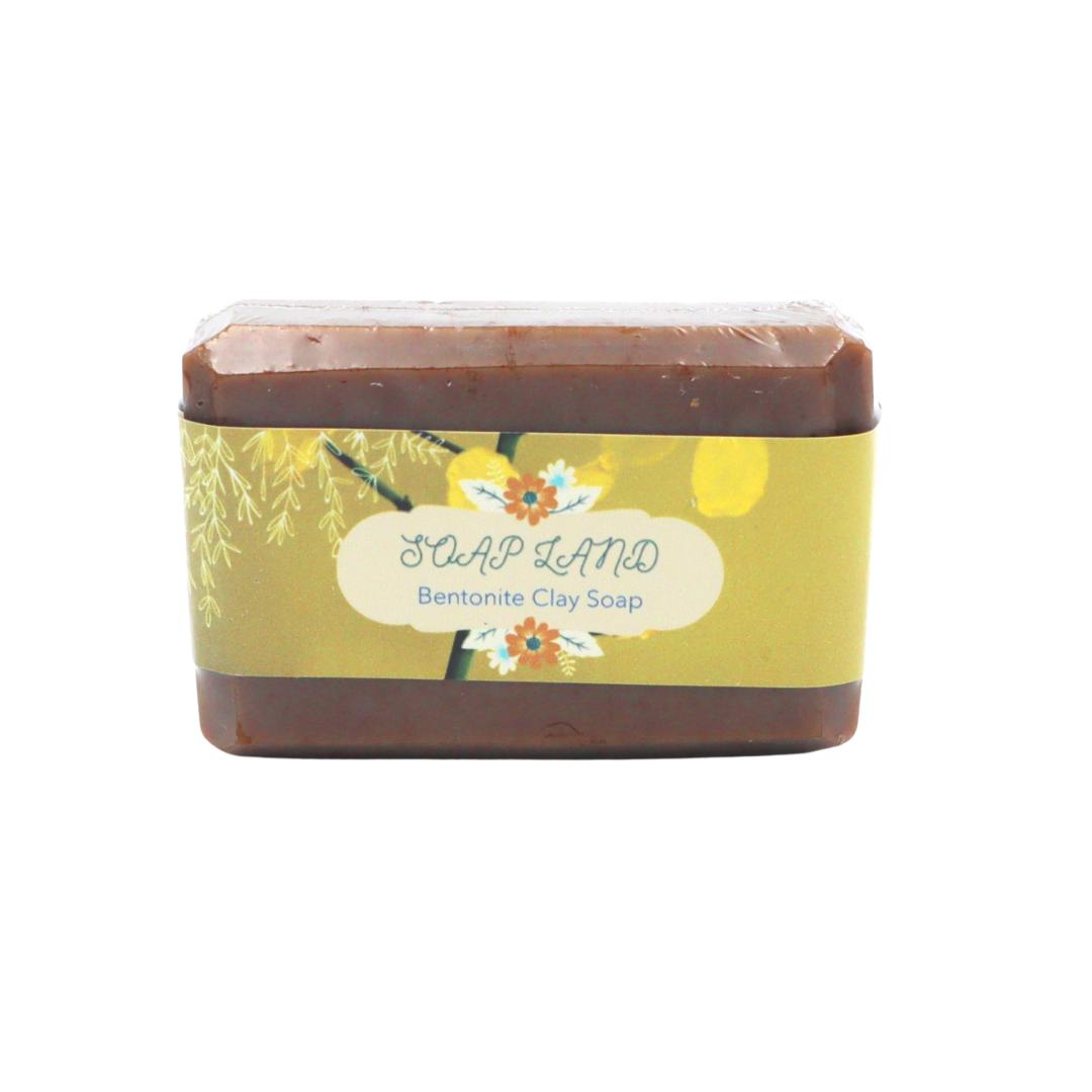 Soap Land Bentonite Clay Soap