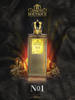 Olive Perfumes Boutique No1 For Unisex Eau De Parfum 120ML