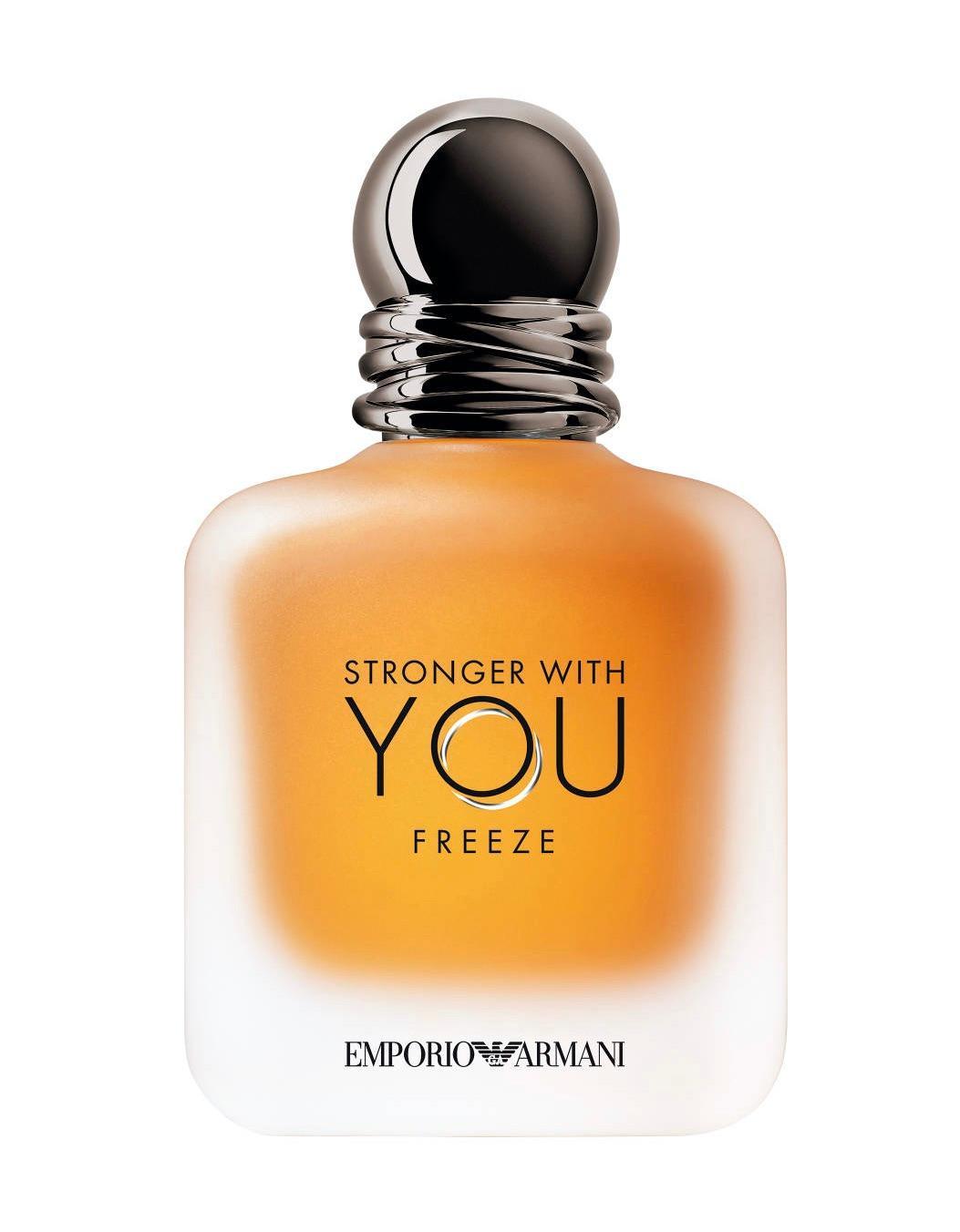 Armani Stronger With You Freeze Pour Homme Eau De Toilette 100ML