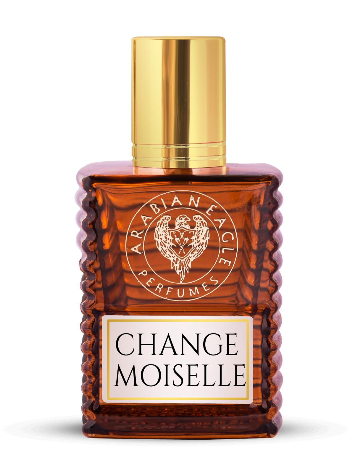 Arabian Eagle Exl CHANGE MOISELLE