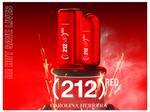 CH 212 Vip Black Red Limited Edition For Men Eau De Parfum 100ML