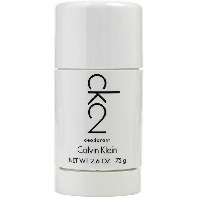 Calvin Klein CK2 Eau De Toilette Deodorant Stick 75g