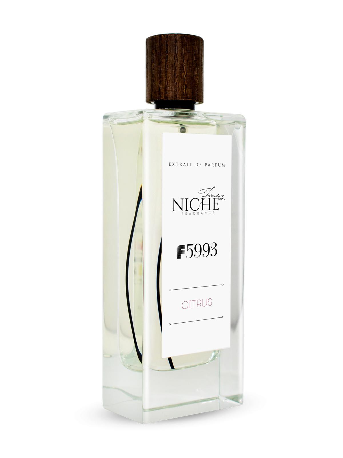 Faiz Niche Collection Citrus F5993 Extrait De Parfum 80ML