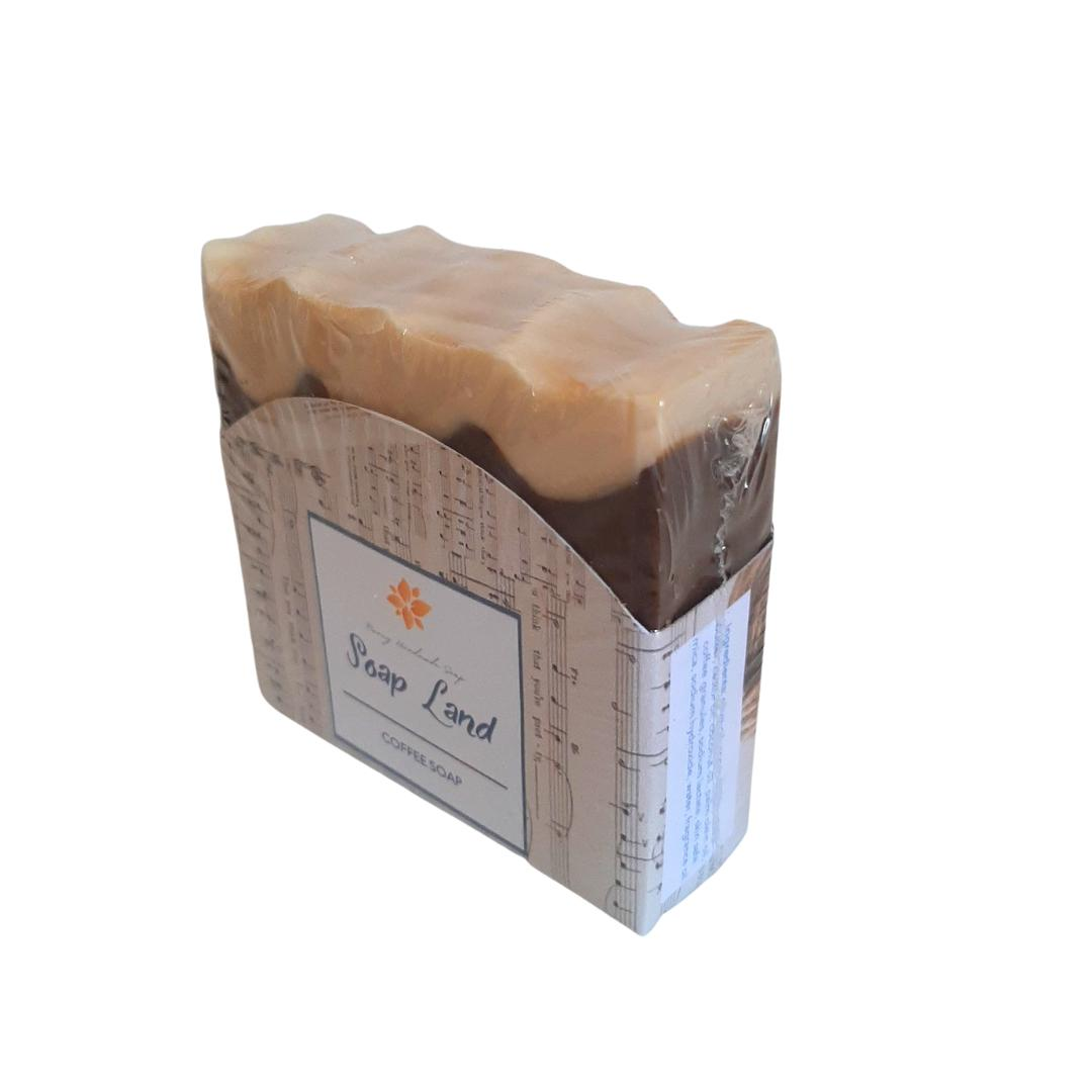 Soap Land Coffee Soap