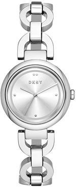 Dkny Eastside Women Stainless Steel Silver(NY2767)