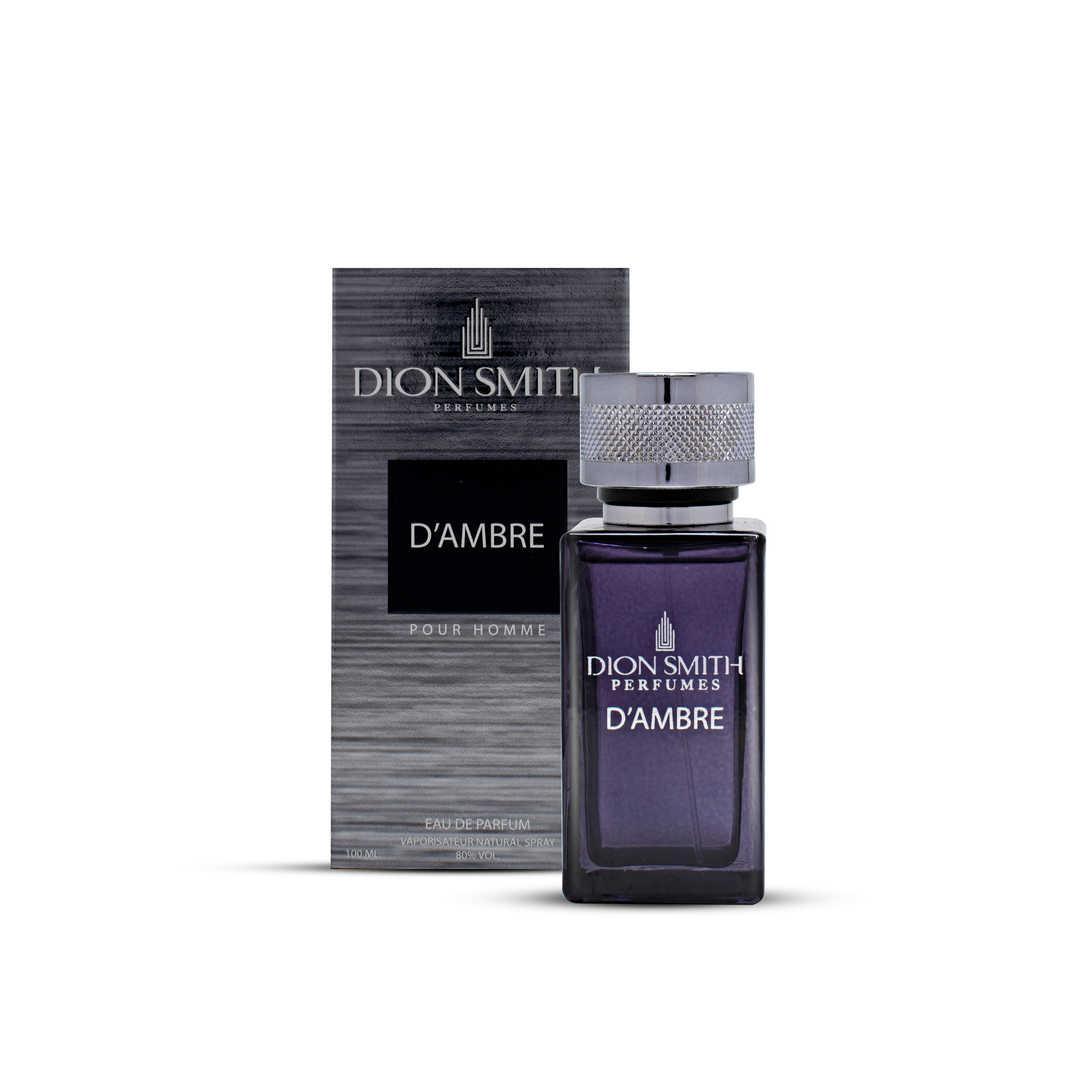 Dion Smith D'Ambre For Men Eau De Parfum 100ML