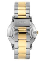 Fossil The Minimalist Moonphase Men Stainless Steel Silver(FS5572)