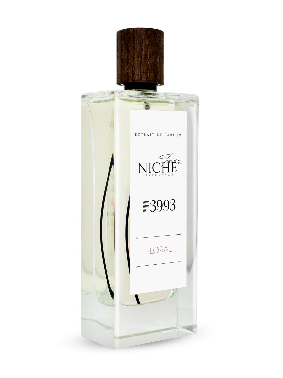 Faiz Niche Collection Floral F3993 Extrait De Parfum 80ML