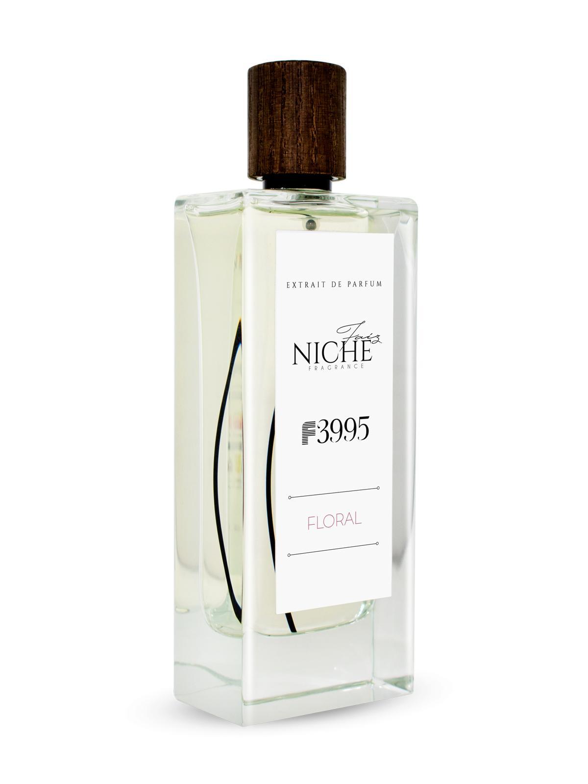 Faiz Niche Collection Floral F3995 Extrait De Parfum 80ML