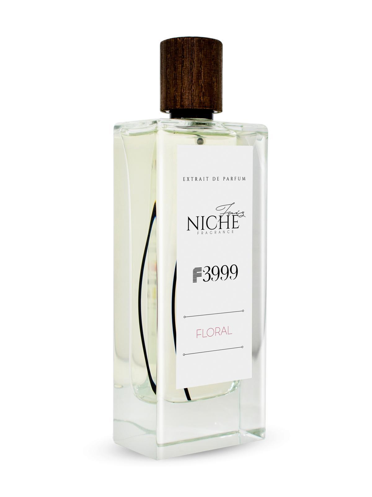 Faiz Niche Collection Floral F3999 Extrait De Parfum 80ML