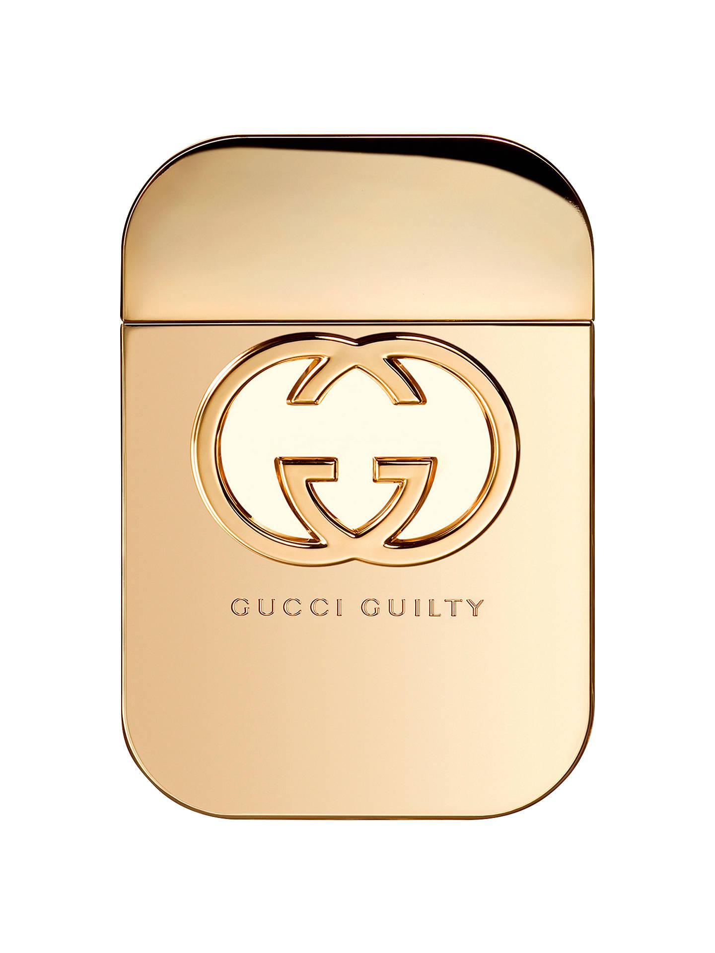 Gucci Guilty For Women Eau De Toilette 75ML