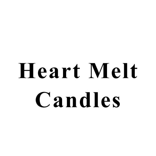 HEART MELT CANDLES