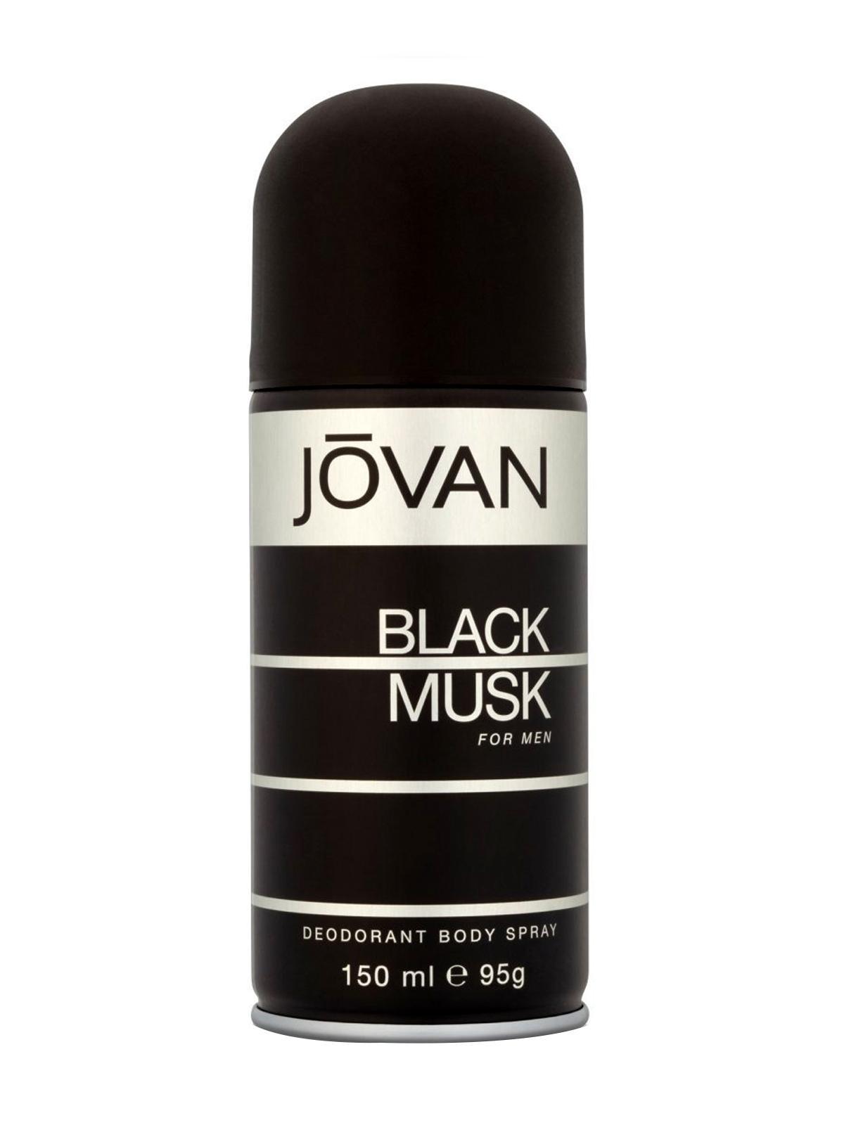 Jovan Black Musk For Women Body Spray 150ML