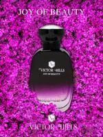 Victor Hills Joy Of Beauty For Unisex Eau De Parfum 100ML
