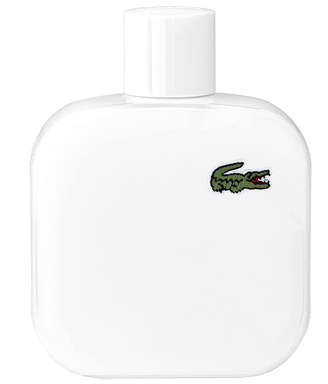 Lacoste L.12.12 Blanc For Men Eau De Toilette 100ML