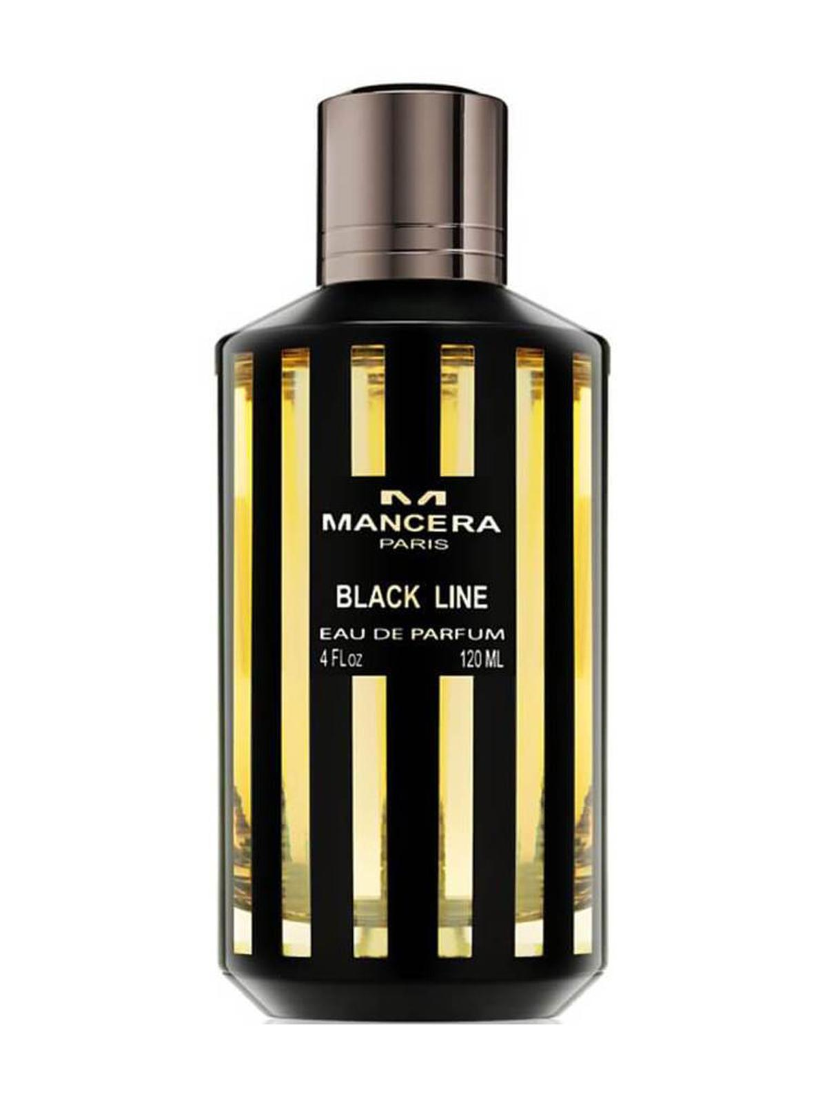 Mancera Black Line for Unisex Eau De Parfum 120ML