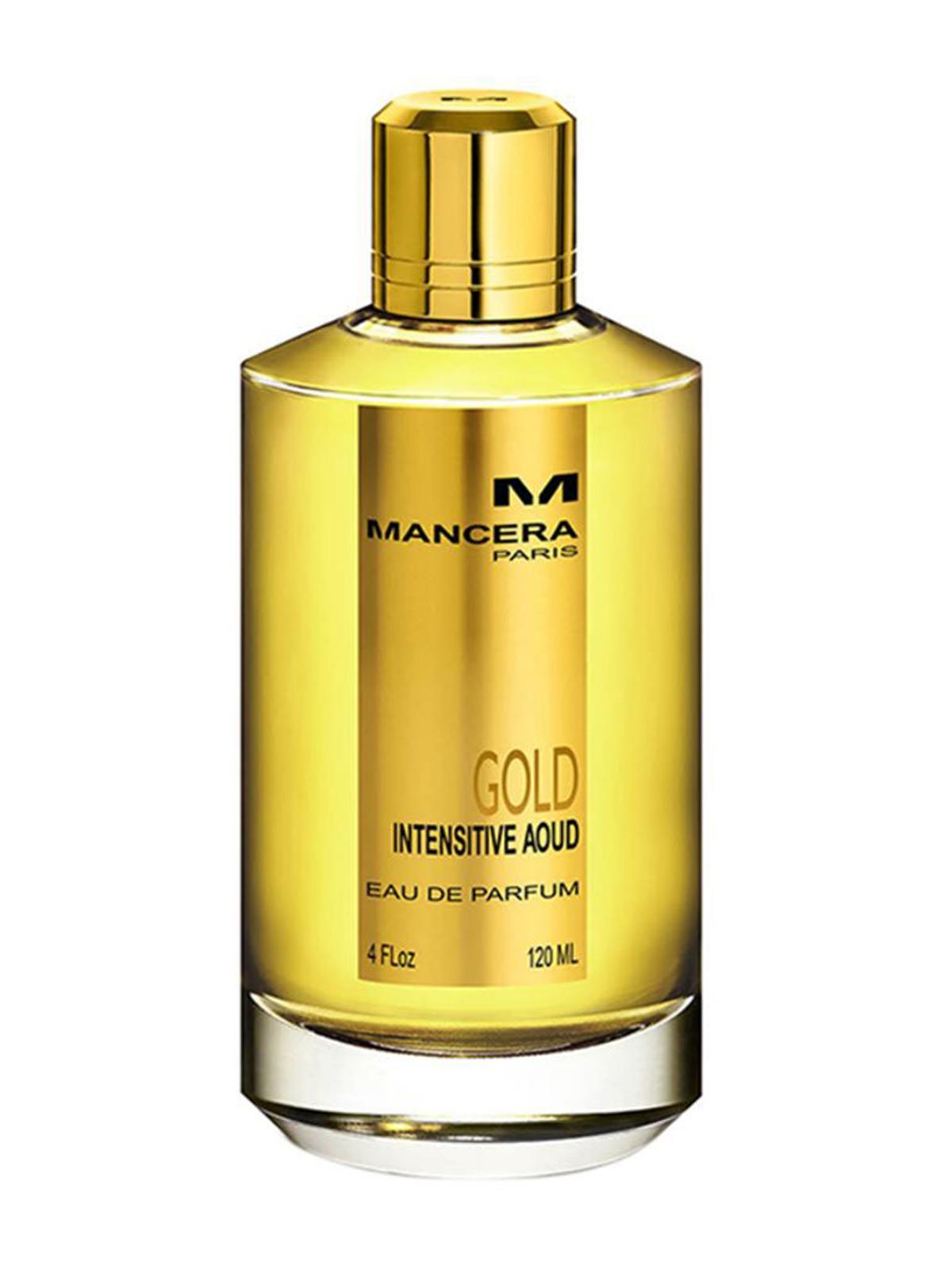 Mancera Gold Intensitive Aoud For Unisex Eau De Parfum 120ML