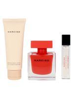 Narciso Rodriguez Narciso Rouge Eau De Parfum 90ML Set