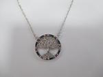 Mother Of Trees 925 Silver Necklace Necklace 13
