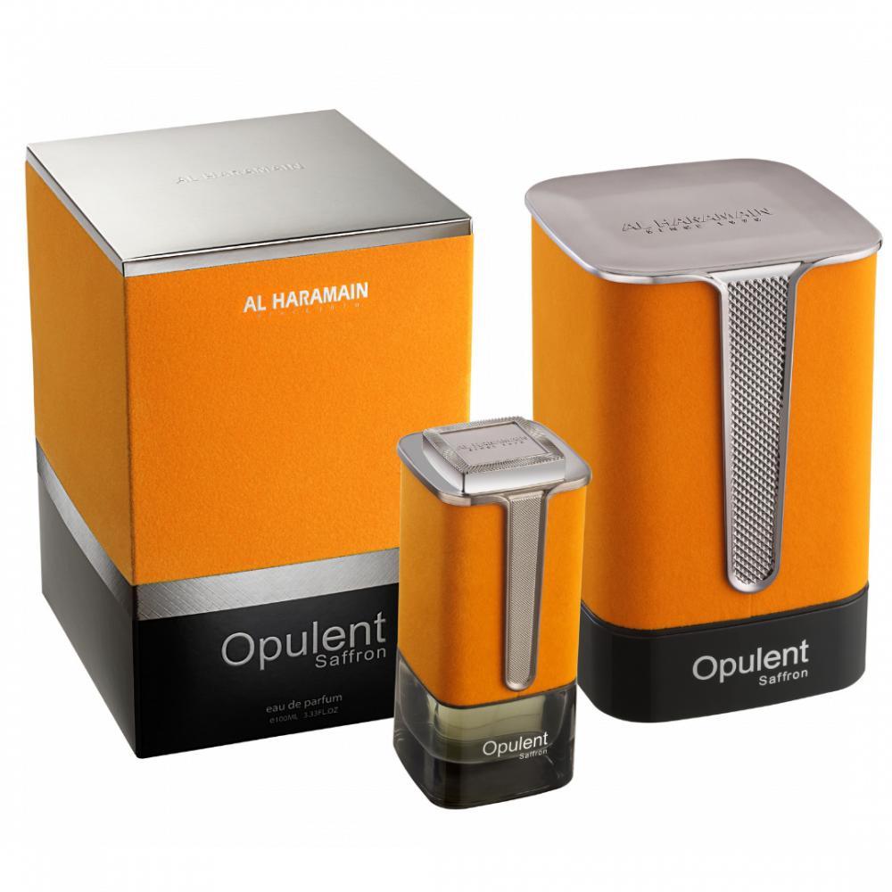 AL Haramain Opulent Saffron Spray 100ML