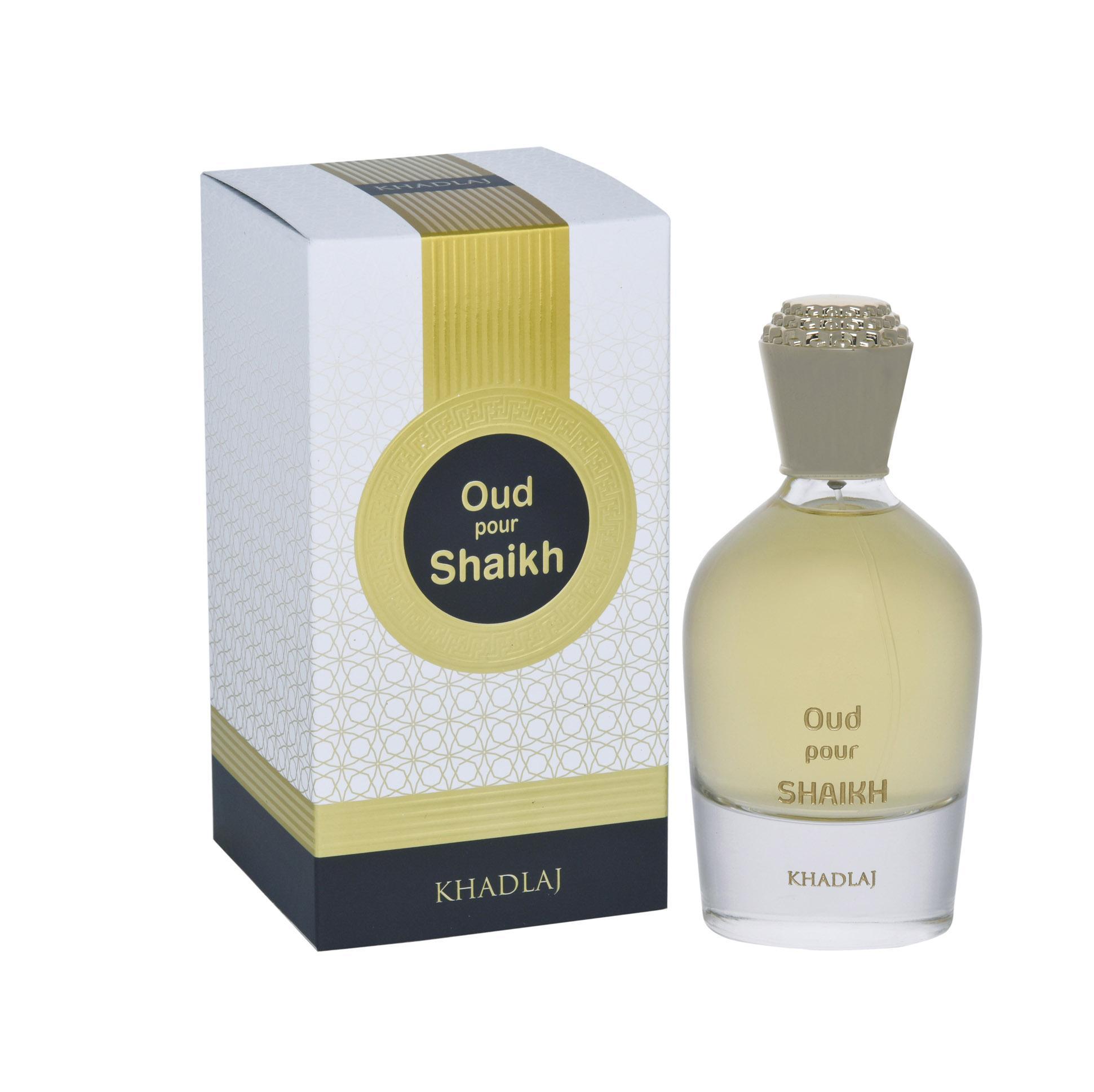 Khadlaj Oud Pour Shaikh For Men Eau de Parfum 100ml