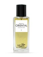 Faiz Niche Premium Oriental Collection I For Unisex Eau De Parfum 60ML