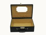 Laveri Leather Multi Storage Handbag Messenger Business Bags for Men