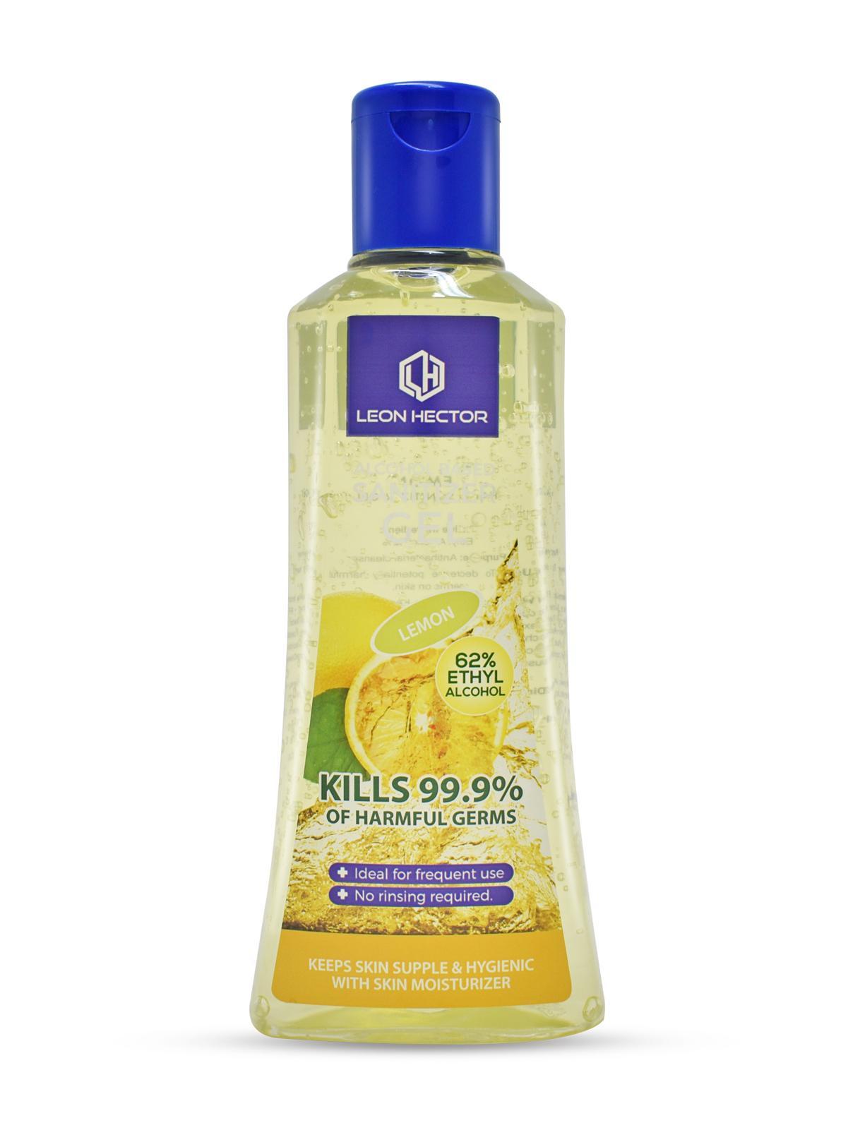 Leon Hector Sanitizer Gel Lemon 200ML