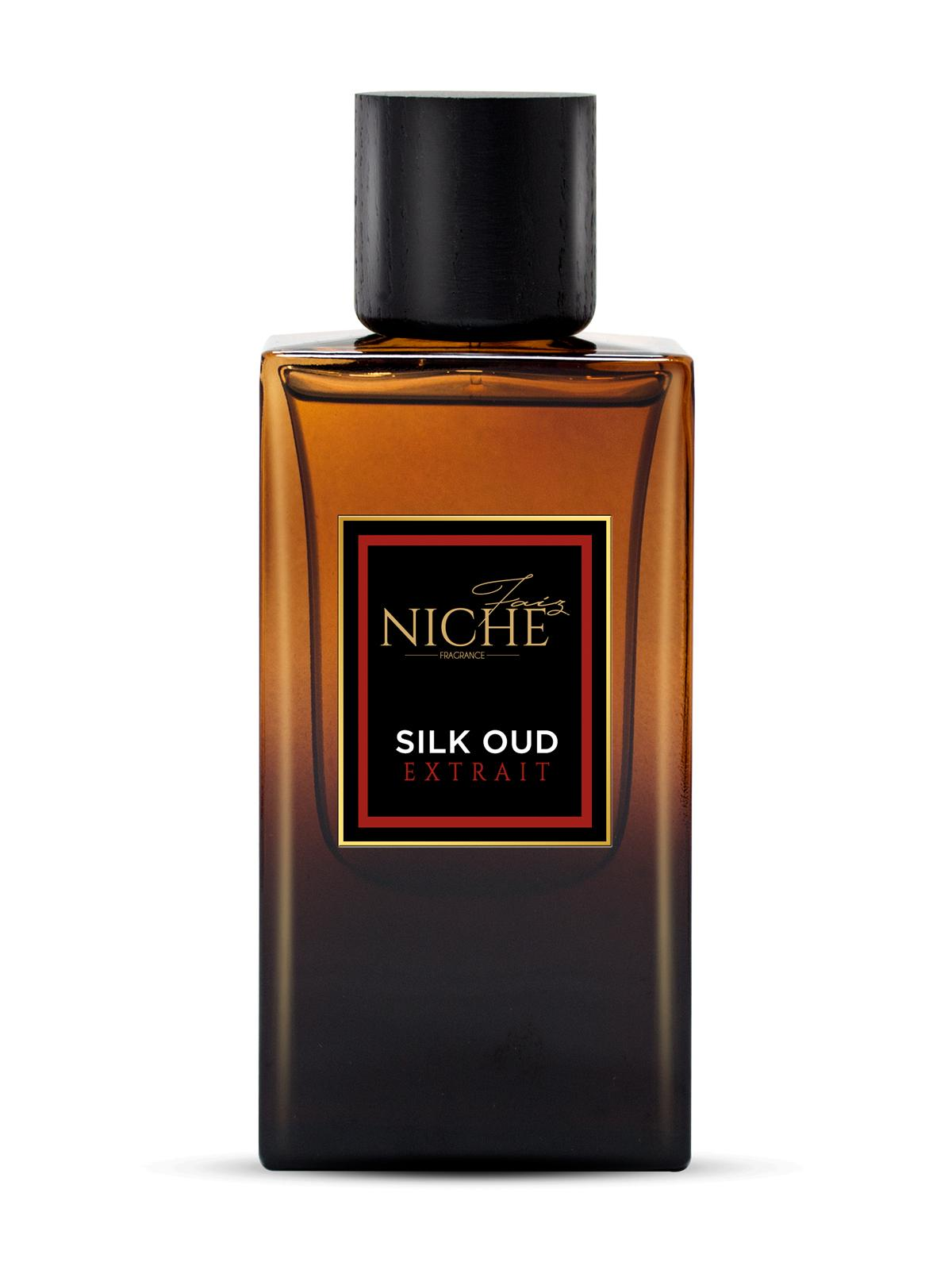 Faiz Niche Silk Oud Extrait De Parfum For Unisex 50ML