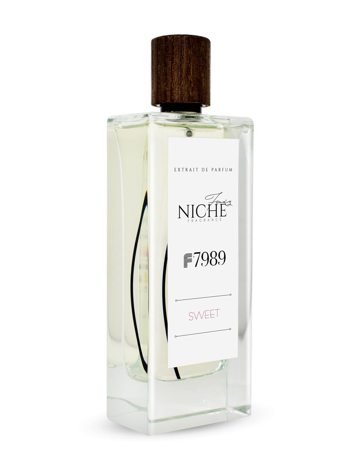 Faiz Niche Collection Sweet F7989 Extrait De Parfum 80ML