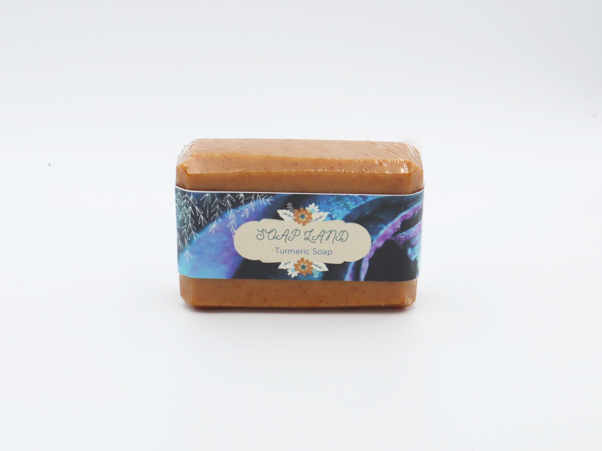 Soap Land Turmeric soap with Camel Milk