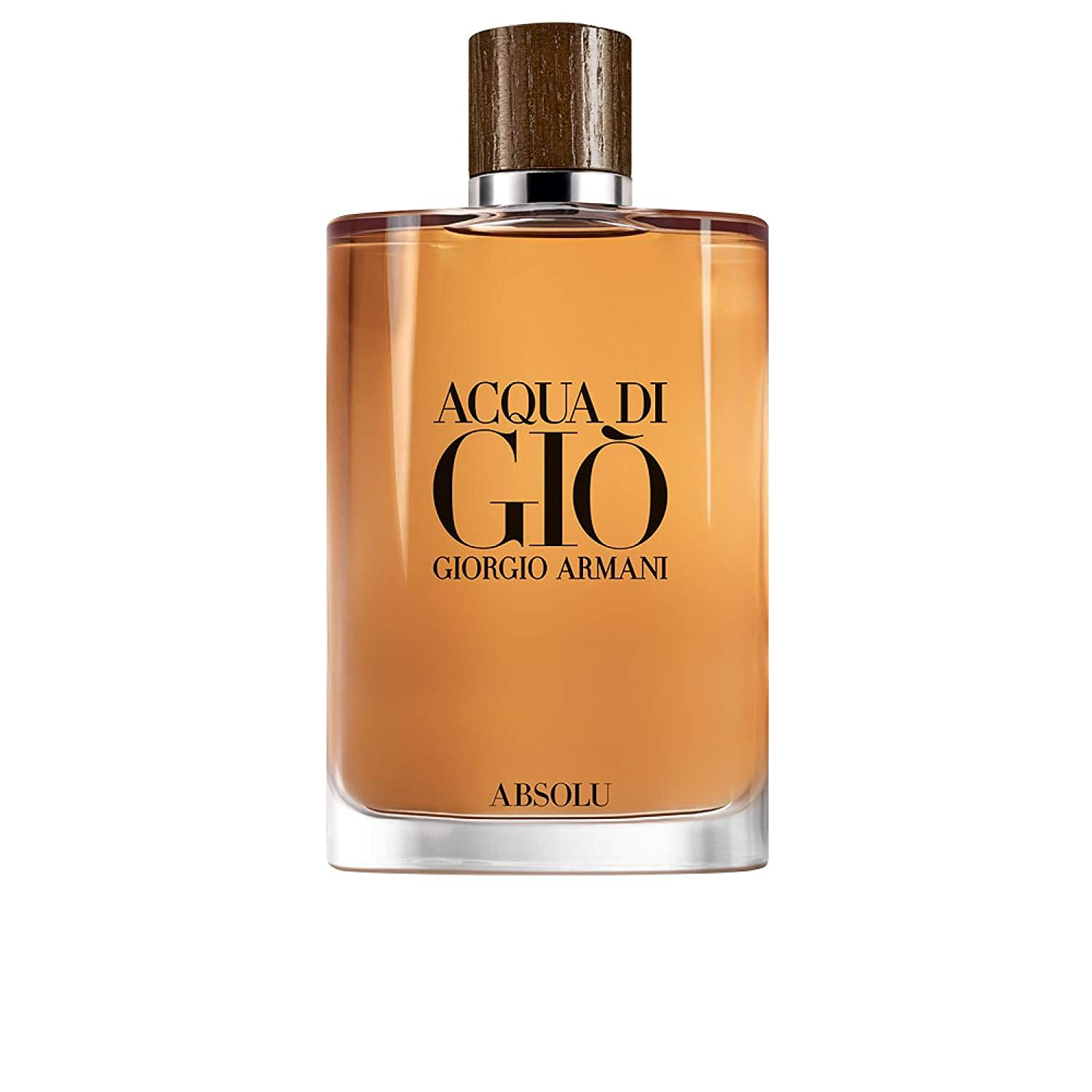 Armani Acqua Di Gio Absolu for Men Eau De Parfum 200ML