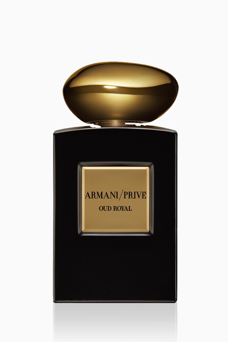 Armani Prive Oud Royal Intense for Unisex Eau De Parfum 200ML