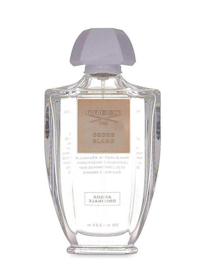 Creed Acqua Originale Cedre Blanc for Unisex Eau De Parfum 100ML