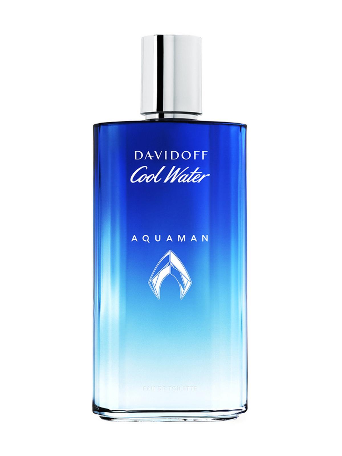 Davidoff Cool Water Aquaman For Men Eau De Toilette 125ML