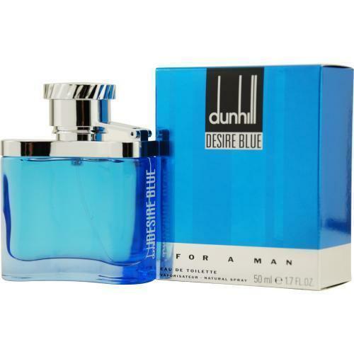 Dunhill Desire Blue For Men Eau De Toilette 50ML