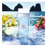 D&G Light Blue Love Is Love for Women Eau De Toilette 100ML
