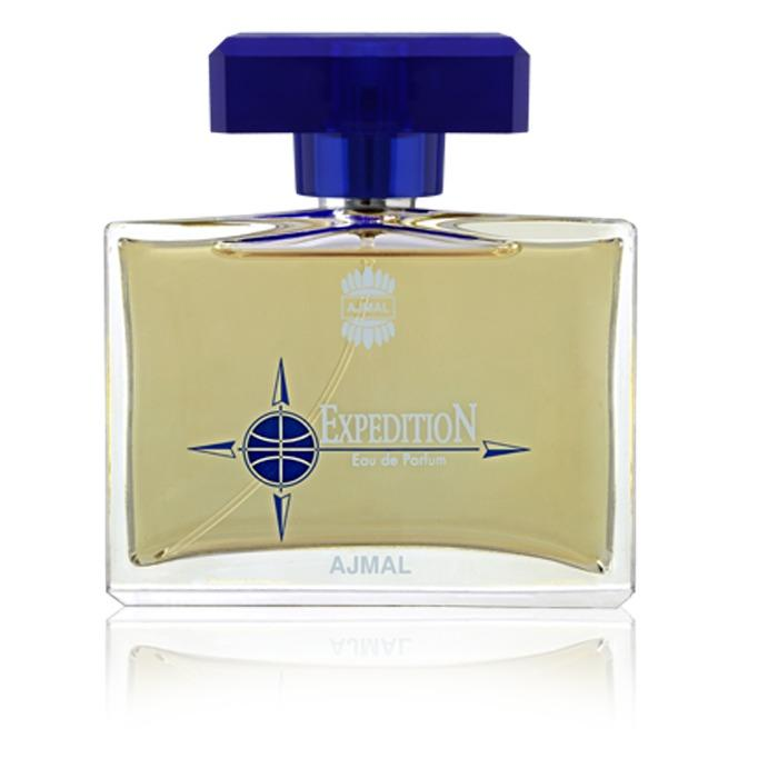 Ajmal Perfumes Expedition For Men Eau De Parfum 100 Ml