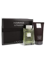 Lalique Hommage For Men Eau De Toilette 100ML SET