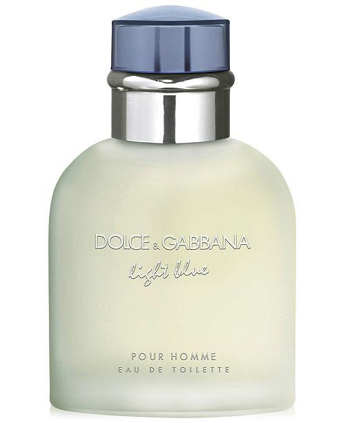 Dolce&Gabbana Light Blue For Men Eau De Toilette