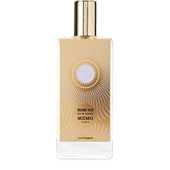 Memo Les Echappees Shams Oud for Unisex Eau De Parfum 75ML