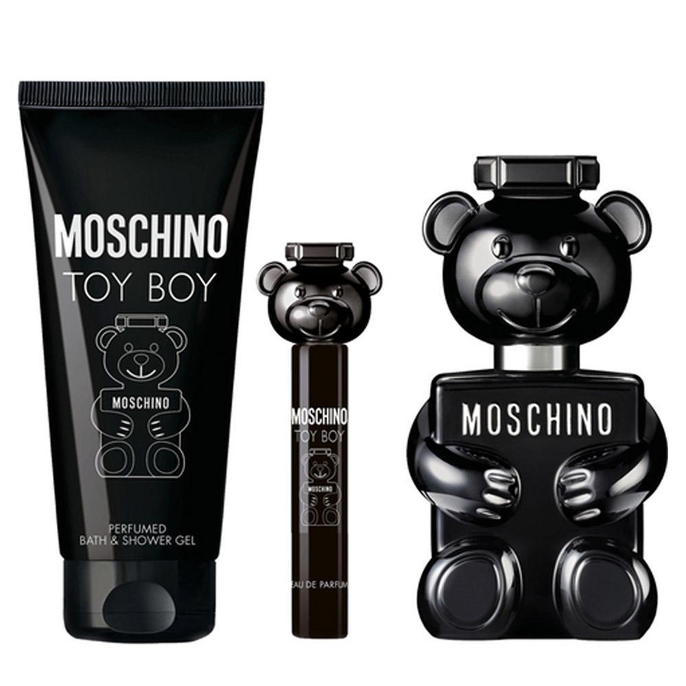 Moschino Toy Boy for Men Eau De Parfum 100ML Set