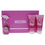 Moschino Fresh Pink Couture Eau De Toilette for Women 50ML Set