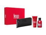 Dsquared2 Wood Red for Men Eau De Toilette 100ML Set