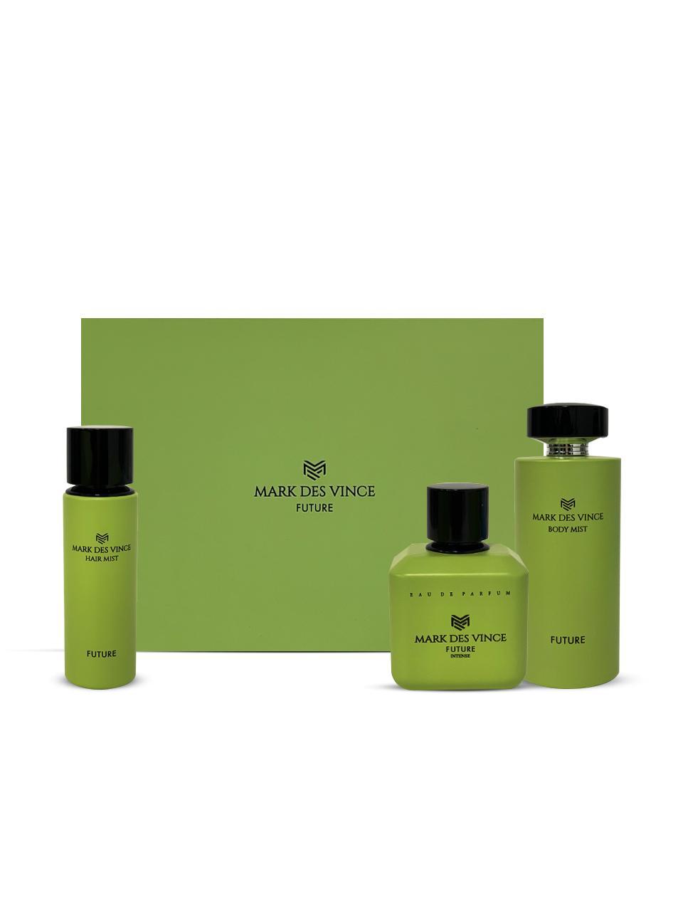 Mark Des Vince Future For Unisex Eau De Parfum 100ML Set