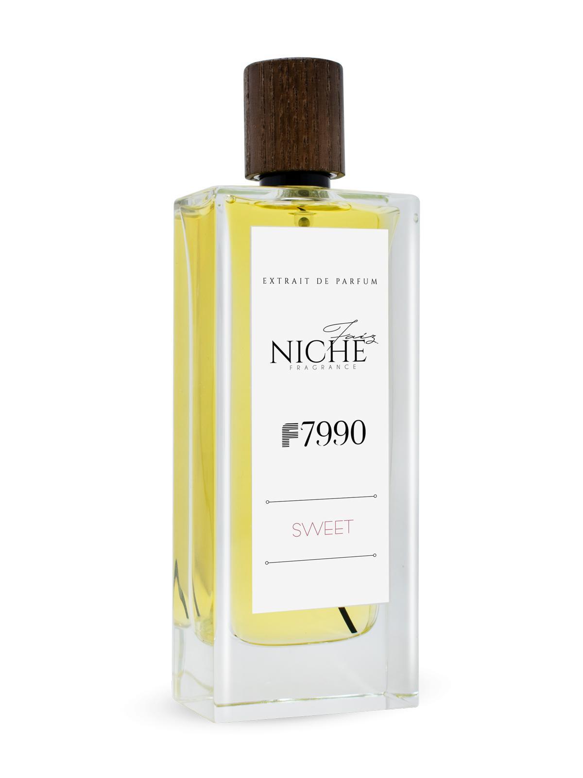 Faiz Niche Collection Sweet F7990 Extrait De Parfum 80ML